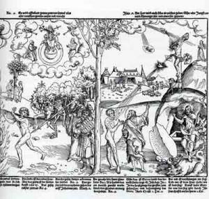 Cranach : La loi et la grâce   dans Art et la religion 1530cranach-la-foi-et-la-lo-300x285