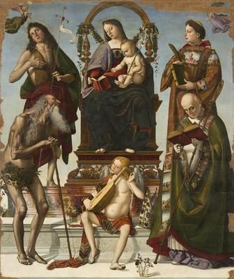Les corps de Signorelli dans Art et la religion Signorelli-retable1