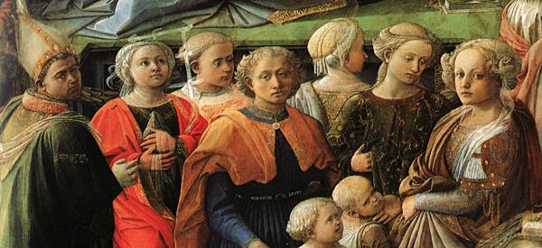 couronnement113 dans Art et la religion