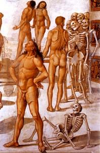 La résurrection de la chair par Signorelli  dans Art et la religion signorelli_resurrection1-197x300