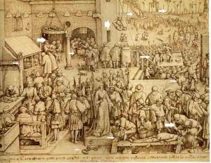 Bruegel : Une justice terrible ! Est ce à Guantanamo ou à Tombouctou ? dans Art et la religion bruegellajustice-300x232
