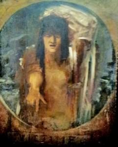« L'ange du bizarre » au musée d'Orsay :Un art qui annonce l'art contemporain ? dans art contemporain un art pour DE-PENSER victime-de-gustave-moreau-241x300