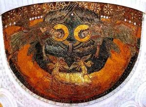 L'arche de Théodulf d'Orléans  à Germigny des Près dans Art et la religion germigny-des-pres-300x220