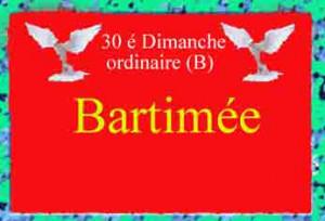Bartimèe